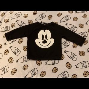 Mickey Mouse Top 🖤